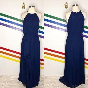 NEW Donna Morgan Collection Alana midnight dress
